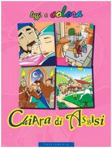 Copertina di 'Chiara di Assisi'