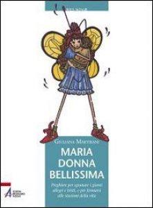 Copertina di 'Maria donna bellissima'