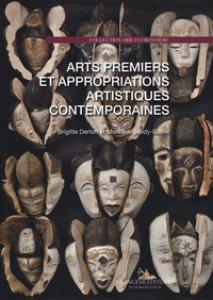 Copertina di 'Arts premiers et appropriations artistiques contemporaines'