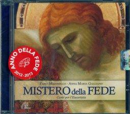 Copertina di 'Mistero della fede. CD-ROM'