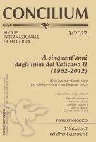 A cinquantanni dagli inizi del Vaticano II (1962-2012)