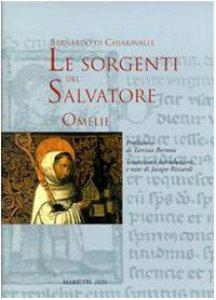 Copertina di 'Le sorgenti del Salvatore. Omelie'