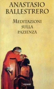 Copertina di 'Meditazione sulla pazienza'