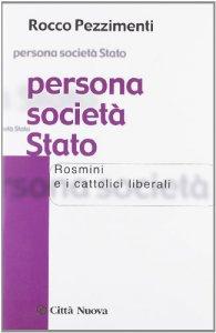 Copertina di 'Persona Società Stato'