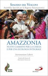 Copertina di 'Amazzonia: nuovi cammini per la Chiesa e per una ecologia integrale'