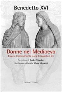 Copertina di 'Donne nel Medioevo'