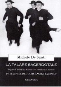 Copertina di 'La talare sacerdotale'
