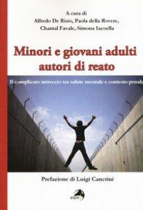 Copertina di 'Minori e giovani adulti autori di reato. Il complicato intreccio tra salute mentale e contesto penale'