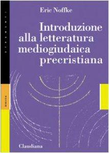 Copertina di 'Introduzione alla letteratura mediogiudaica precristiana'