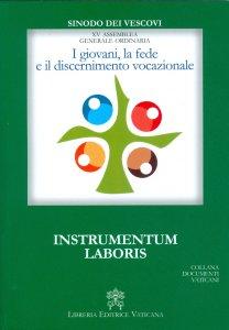 Copertina di 'Istrumentum laboris'