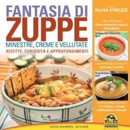 Copertina di 'Fantasia di zuppe'