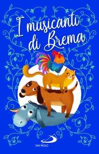 Copertina di 'I musicanti di Brema'