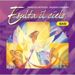 Copertina di 'Esulta il cielo - Basi musicali'