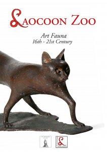 Copertina di 'Laocoon Zoo. Art Fauna 16th - 21st Century'