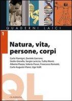 Natura, vita, persona, corpo - AA. VV.