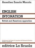 English intonation. British and American approaches - Zanola Macola Annalisa