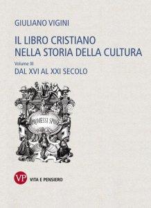Copertina di 'Il libro cristiano nella storia della cultura'
