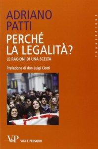 Copertina di 'Perché la legalità?'