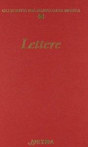 Copertina di 'Lettere'