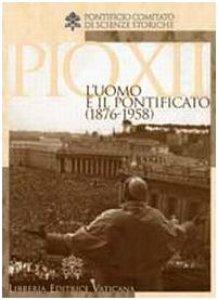 Copertina di 'Pio XII'