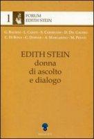 Edith Stein. Donna di ascolto e dialogo