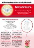 """Immagine di 'Rosario """"Sacramenti della vita cristiana"""" per la Cresima - italiano'"""