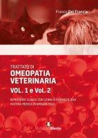 Trattato di omeopatia veterinaria. Repertorio clinico con cenni di farmacologia. Materia medica - Del Francia Franco