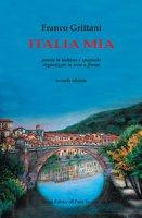 Italia mia. Testo italiano e spagnolo. Ediz. bilingue - Grittani Franco