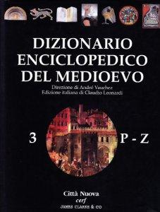 Copertina di 'Dizionario enciclopedico del Medioevo [vol_3]'