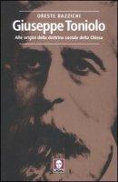 Giuseppe Toniolo - Bazzichi Oreste