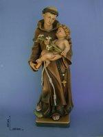 Copertina di 'Statua Sant'Antonio con Gesù bambino'