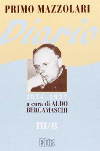 Copertina di 'Diario (1934-1937). Vol. 3/B'
