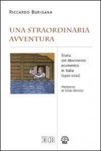 Copertina di 'Una straordinaria avventura'