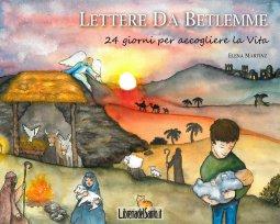 Copertina di 'Lettere da Betlemme'