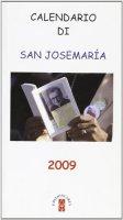 Calendario San Josemaría 2009