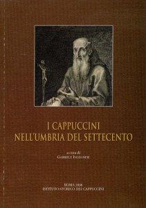 Copertina di 'I Cappuccini nell'Umbria del Settecento'