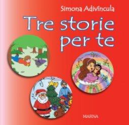 Copertina di 'Tre storie per te'