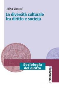 Copertina di 'La diversità culturale tra diritto e società'