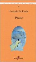 Poesie - Di Paolo Gerardo