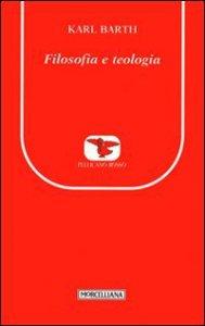 Copertina di 'Teologia e filosofia'