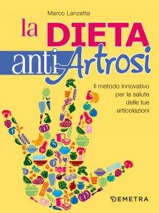 Copertina di 'La dieta antiartrosi'