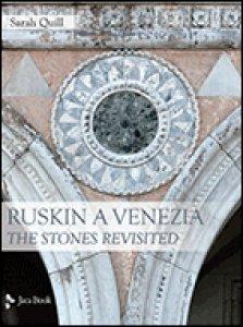 Copertina di 'Ruskin a Venezia'