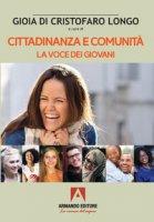 Cittadinanza e comunità. La voce dei giovani