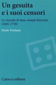 Copertina di 'Un gesuita e i suoi censori'