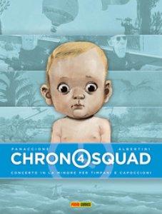 Copertina di 'Chronosquad'