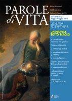 Passione e risurrezione dello scritto profetico (Ger 36) - Patrizio Rota Scalabrini