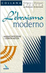 Copertina di 'L' ebraismo moderno'