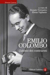 Copertina di 'Emilio Colombo'