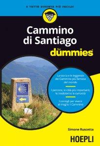 Copertina di 'Cammino di Santiago for dummies'