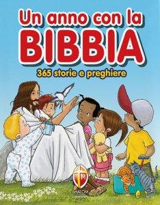 Copertina di 'Un anno con la Bibbia'